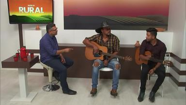Café com viola: Inter TV Rural recebe Bruno Rocha e Felipe - Bruno Rocha e Felipe participam do Inter TV rural.