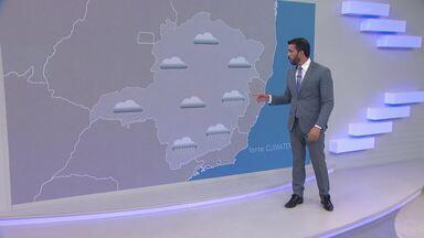 Domingo será sem chuva em Belo Horizonte - O Domingo deve ser de sol na capital neste domingo.