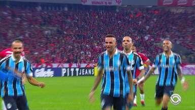 Grêmio oficializa a venda de Luan para o Corinthians - Valor da venda é de R$ 22 milhões.