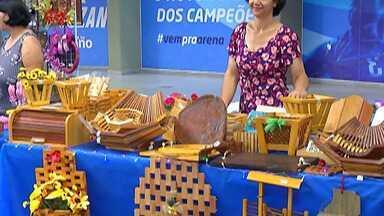 Bazares são opção para quem busca comprar os presentes de Natal no Alto Tietê - Um dos bazares fica em Suzano até o próximo fim de semana.