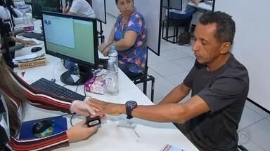 Plantão de cadastro biométrico obrigatório é realizado em Marília e região - As cidades onde o cadastro biométrico obrigatório se encerra no dia 19 de dezembro terão plantão nos cartórios eleitorais neste sábado (14) e no domingo (15), das 8 às 14h.