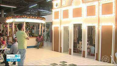 Brega é o ritmo principal da programação de fim de ano do Polo Caruaru - Festa acontece durante o mês de dezembro