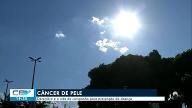 Dezembro Laranja lembra importância dos cuidados para evitar câncer de pele - Saiba mais no g1.com.br/ce