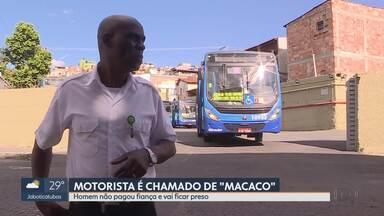 Mais uma caso de injúria racial em BH - Motorista de ônibus foi xingado na tarde de segunda-feira.