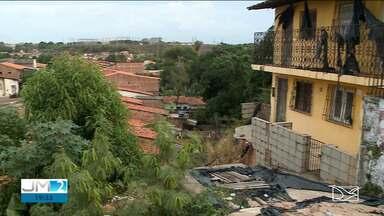 Moradores em áreas de risco temem a volta do período chuvoso em São Luís - Mais uma vez, um ano se passou e nada foi feito das regiões.