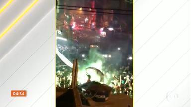 Áudios revelam conversas entre policiais no momento da ocorrência em Paraisópolis, SP - Áudios obtidos com exclusividade pela TV Globo revelam as conversas entre policiais no momento da ocorrência. Nove pessoas morreram.