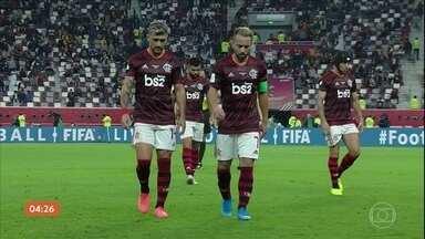 Flamengo vira jogo contra Al Hilal e está na final do Mundial de Clubes - O campeão da Libertadores saiu atrás no placar, mas conseguiu a virada para 3 a 1 e garantiu a vaga na decisão da competição.