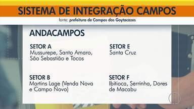 Uso de cartões no sistema de integração em Campos começa a ser obrigatório - Medida começou nesta quarta-feira (18).