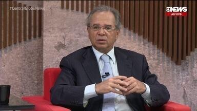 Paulo Guedes e a economia brasileira em 2020