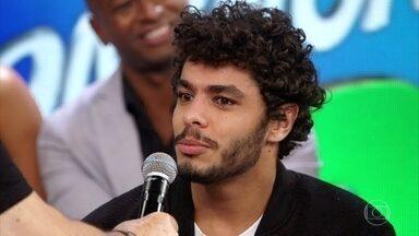 Matheus Abreu comenta participação na 'Dança dos Famosos' - Confira!