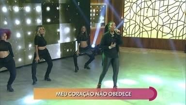 Ludmilla canta 'Flash' - Confira