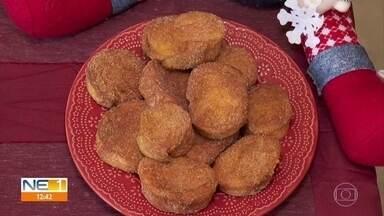 Aprenda a receita da rabanada para o natal - Chefe Débora Wagner ensina quais são os ingredientes necessários e como fazer o prato.