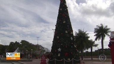 Vila de Natal da Globo recebe brinquedos e alimentos não perecíveis - Camapanha vai até a quinta-feira (25), às 15h.
