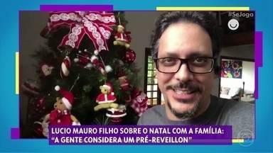 Gshow no 'Se Joga' 24/12: conheça histórias curiosas do Natal de famosos - É cada história...