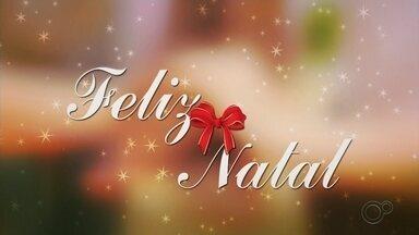 Reportagem da TV TEM fala sobre presentes de Natal - Reportagem da TV TEM fala sobre presentes de Natal