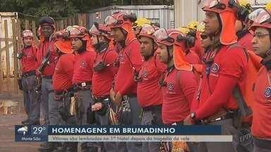 Vítimas são lembradas no primeiro Natal após a tragédia de Brumadinho - Vítimas são lembradas no primeiro Natal após a tragédia de Brumadinho