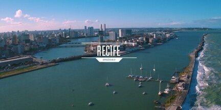 Episódio 2 - Doug Monteiro desbrava os naufrágios subaquáticos de Recife.
