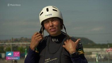 Conheça as cinco Anas que prometem brilhar nos Jogos Olímpicos de Tóquio - Carol Barcellos, que também se chama Ana, apresenta as atletas