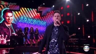 Jakson Follmann canta 'Propaganda' na grande final do 'PopStar' - Confira a apresentação!