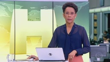 Jornal Hoje - íntegra 03/01/2020 - Os destaques do dia no Brasil e no mundo, com apresentação de Maria Júlia Coutinho.