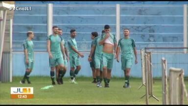 Paysandu inicia a pré-temporada: contratados já treinam na Curuzu - Paysandu inicia a pré-temporada: contratados já treinam na Curuzu