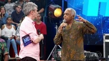 Gilberto Gil fala sobre show em família na Europa - Ele revela que a ideia foi da Preta e ela fala sobre envolvimento de todos