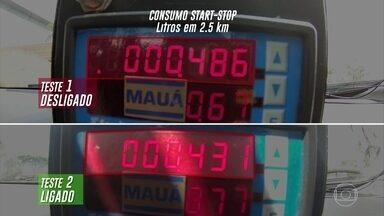 Start-stop faz consumo do carro fica rmais baixo - Start-stop faz consumo do carro fica rmais baixo