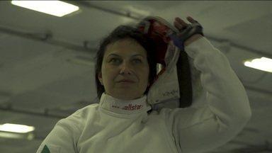 Mulheres Espetaculares: Com uma história de superação, Mônica Santos sonha em participar dos Jogos Paralímpicos - Mulheres Espetaculares: Com uma história de superação, Mônica Santos sonha em participar dos Jogos Paralímpicos