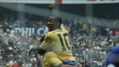 Relíquias - A histórica camisa 10 imortalizada por Pelé - Relíquias - A histórica camisa 10 imortalizada por Pelé