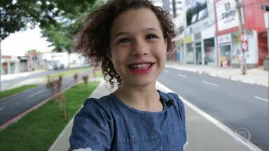 Conheça Analu Sampaio - Cantora de 11 anos é de Vitória da Conquista – BA