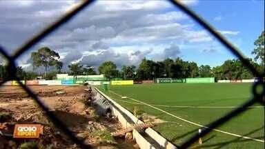 Luxemburgo e garotos da base são destaques na reapresentação do Palmeiras - Luxemburgo e garotos da base são destaques na reapresentação do Palmeiras