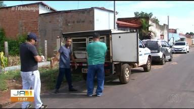 Corpo de homem é encontrado em terreno baldio de Araguaína - Corpo de homem é encontrado em terreno baldio de Araguaína