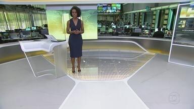Jornal Hoje - íntegra 07/01/2020 - Os destaques do dia no Brasil e no mundo, com apresentação de Maria Júlia Coutinho.