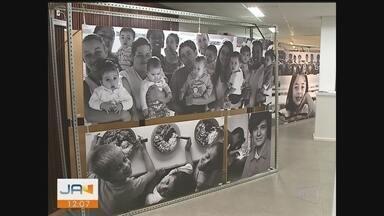 Exposição fotográfica faz homenagem aos 70 anos do Bairro da Juventude, em Criciúma - Exposição fotográfica faz homenagem aos 70 anos do Bairro da Juventude, em Criciúma