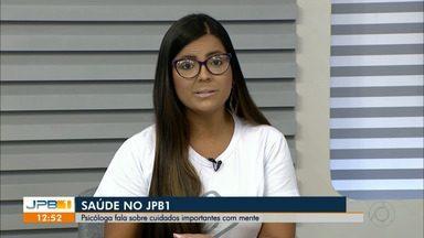 Psicóloga fala sobre saúde mental - Renata Toscano fala sobre a campanha janeiro branco.