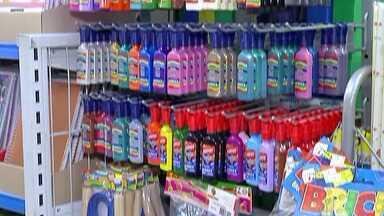 Papelarias do Alto Tietê começam a registrar aumento nas vendas de material escolar - Pais começam a pesquisar os produtos da lista do que os filhos vão precisar.