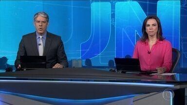 Jornal Nacional, Íntegra 07/01/2020 - As principais notícias do Brasil e do mundo, com apresentação de William Bonner e Renata Vasconcellos.