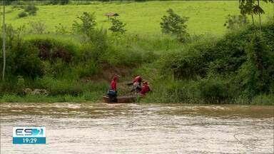 Corpo de menino de 4 anos que desapareceu no Rio Cricaré é encontrado, no ES - Davi Lucas estava desaparecido há dois dias, depois que caiu na água enquanto a família fazia um churrasco nas proximidades no Rio Cricaré.