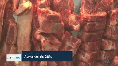 Preço da arroba do boi tem queda de 15% - De acordo com o Ministério da Agricultura, consumidor deve sentir a diferença a partir do dia 15 de janeiro.