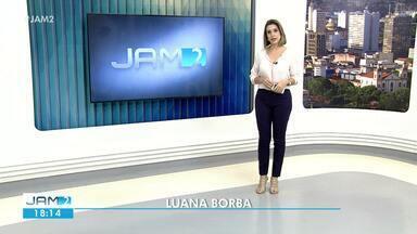 Confira a íntegra do JAM 2 desta quarta-feira, 8 de janeiro de 2020 - Assista ao telejornal.