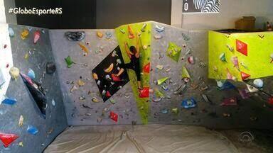 Zona de Verão Olímpico: conheça a escalada, novo esporte olímpico com diversos percursos - Esporte une força e agilidade.