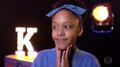 Conheça Luisa Martins - Cantora de 11 anos é de Taboão da Serra - SP
