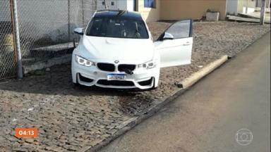 Idosa é atropelada enquanto ia para a igreja no Paraná - Acidente aconteceu na cidade de Guarapuava. O motorista que atingiu a mulher de 70 anos não prestou socorro e fugiu do local.