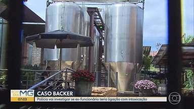 Desentendimento dentro da cervejaria Backer em dezembro será investigado pela Polícia - Supervisor da cervejaria registrou boletim de ocorrência contra um funcionário que teria sido demitido e ameaçou o gestor envolvido.