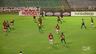 De virada, Sampaio vence o River no primeiro amistoso de pré-temporada - Bolívia Querida virou primeiro tempo perdendo por 2 a 0, mas conseguiu vitória em Teresina-PI.