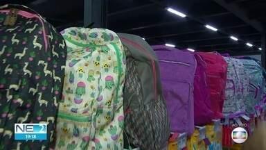 Pais devem pesquisar para comprar material escolar das crianças - Preços podem ter grande variação, de acordo com o estabelecimento