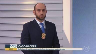 Delegado diz que dirigentes da Backer serão ouvidos após perícias em caso da Belorizontina - Até o momento, Secretaria de Estado de Saúde de MG tem 17 notificações de síndrome nefroneural.