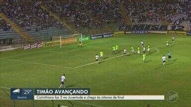 Ponte Preta leva gol no fim e é eliminada da Copa São Paulo de Futebol Jr - Resultado do jogo foi Londrina 1 a 0 Ponte Preta.