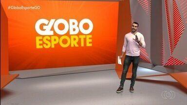 Globo Esporte GO - 14/01/2020 - Íntegra - Confira a íntegra do programa Globo Esporte GO - 14/01/2020