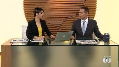 Veja os destaques do Bom Dia Goiás desta quarta-feira (15) - Entre os principais assuntos estão mudanças na empresa de fornecimento de energia elétrica.
